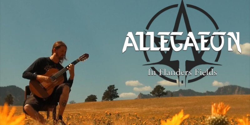 """Allegaeon launches acoustic video for """"In Flanders Fields"""""""