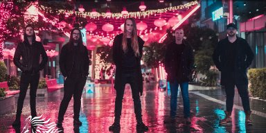 The Stranger sign with Octane & Wild Thing Records