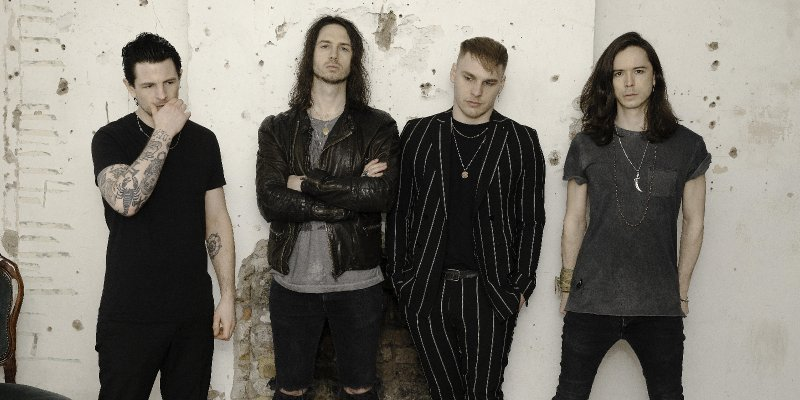 """THE CRUEL KNIVES Drop New Song """"The Life That We Made"""", announce April UK tour"""