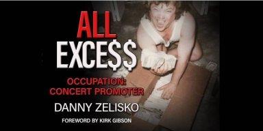 New Book by Concert Promoter Danny Zelisko
