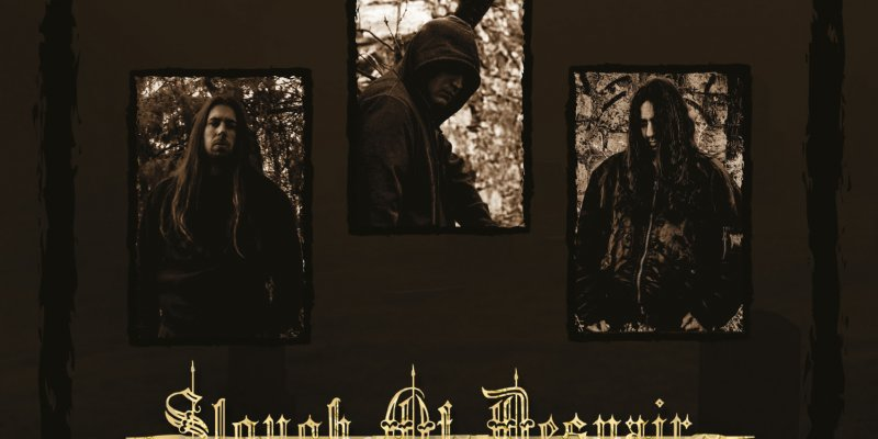 SLOUGH OF DESPAIR to release debut album through CHAOS RECORDS and PERSONAL RECORDS