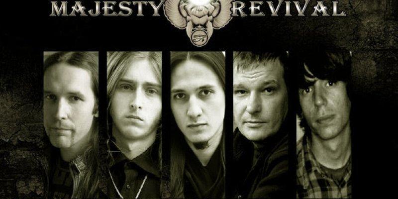 MASSIVE SOUND: Majesty Of Revival reissued debut album!