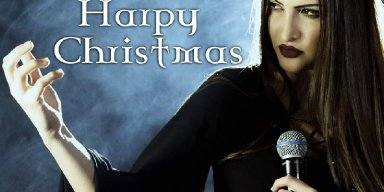 THE HARPS' Vocalist Andry Lagiou Releases Video For 'Harpy Christmas'!