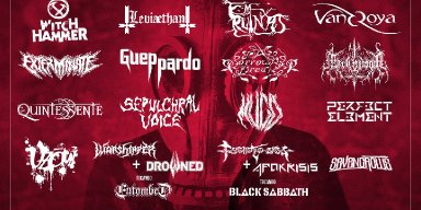 SEPULCHRAL VOICE AND APOKRISIS CONFIRMED AT THE ROADIE CREW ONLINE FESTIVAL!