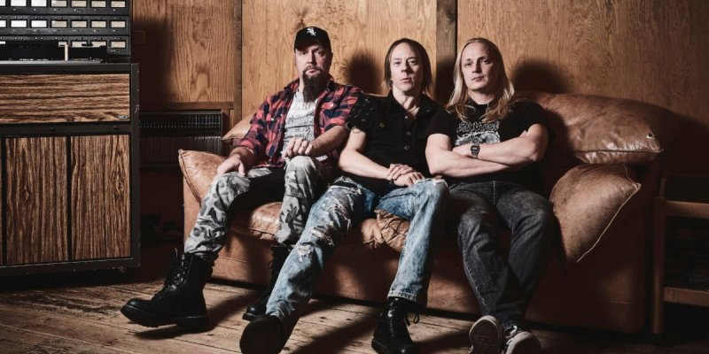 """CONVULSE: The Moshville Times Debuts """"Whirlwind"""" Lyric Video From Finnish Progressive Death Metal Pioneers; Deathstar Full-Length Out Now On Transcending Records"""