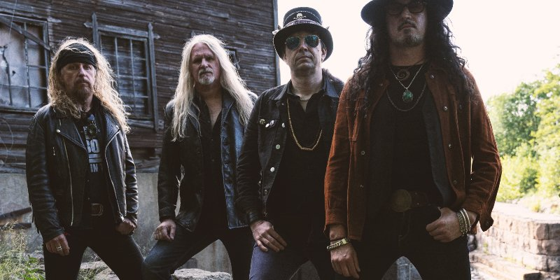 THE QUILL set release date for new METALVILLE album