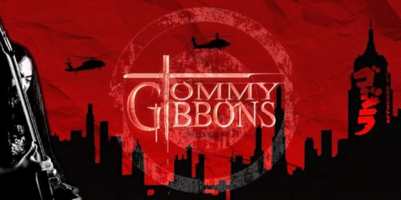 TOMMY GIBBONS CYBER KAIJU - Featured At Bathory'Zine!