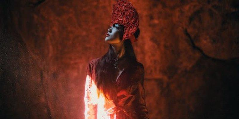 "BLACKENED PROGRESSIVE METAL GROUP VINTERSEA UNVEILS MUSIC VIDEO FOR ""CRACK OF LIGHT"""