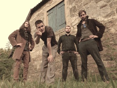Germany's HOUND set release date for new METALVILLE album