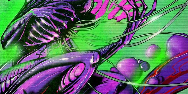 Zebadiah Crowe unleash a new EP of warped violence - Lych Milk - on Feb 5th