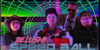 Belushi Speed Ball release new track via Decibel Magazine