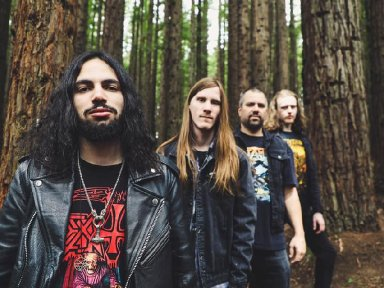 Escarion: Australia's Death Metal Newcomers Release Guitar Playthrough Video for Greed