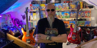 Video Interview: Godfather of Finnish Heavy Metal /Filmmaker KIMMO KUUSNIEMI Talks About The End Of SARCOFAGUS And His Future Plans!