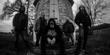 """Blackened Doomsters CARCOLH Share First Song From Upcoming Album """"The Life And Works Of Death""""!"""