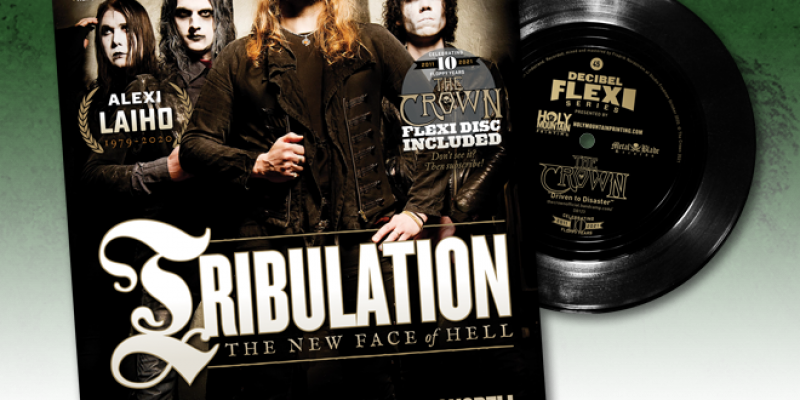A New Tribulation For the New Issue of Decibel; Pick Up Your Copy Today!