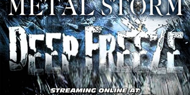 Metal Storm: The Deep Freeze Fest - Featured At Metal2012!