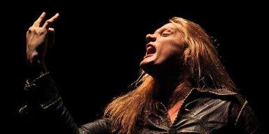 SEBASTIAN BACH REVEALS DETAILS FOR UPCOMING SOLO ALBUM