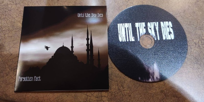 """UNTIL THE SKY DIES – """"FORGOTTEN PACT"""" - Reviewed By Burgstudio!"""