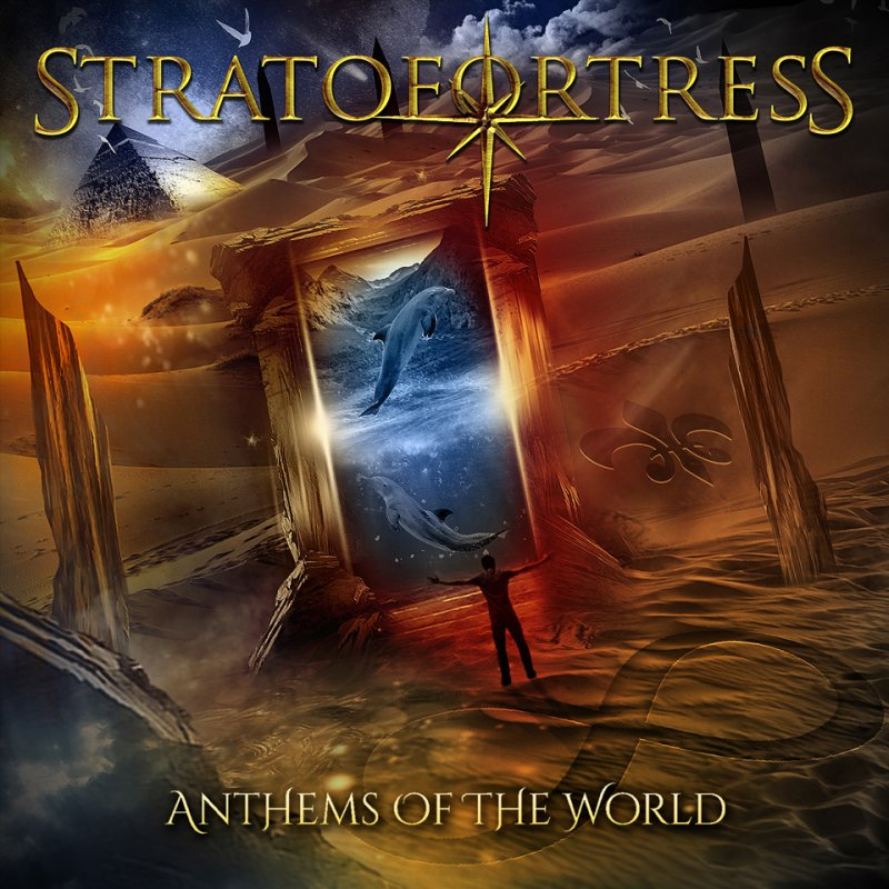 "STRATOFORTRESS (Official tribute album to StratovariuS) - Revealed cover and Tracklist ""Anthems of the world"""