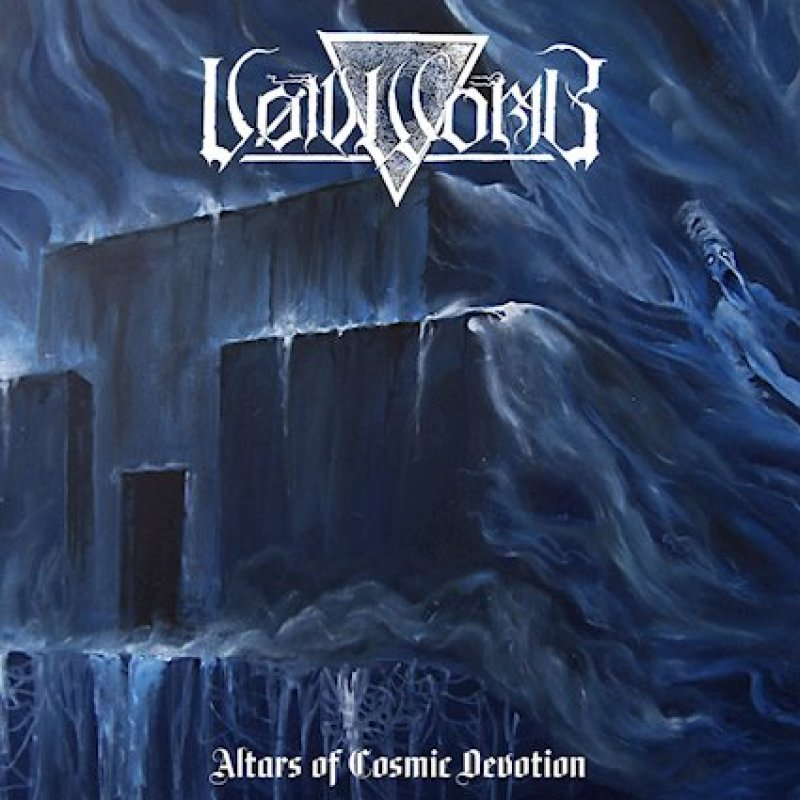 """IRON BONEHEAD PRODUCTIONS is proud to present VØIDWOMB's striking debut EP, Altars of Cosmic Devotion, on CD and 12"""" vinyl formats."""