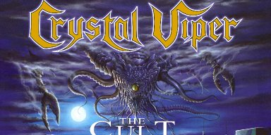 CRYSTAL VIPER RELEASE NEW LYRIC VIDEO FOR 'ASENATH WAITE'
