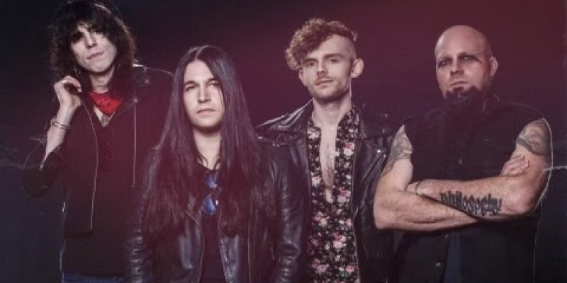 """After Receiving Praise from Brian May for their cover of """"Flash/The Hero"""", THE LONELY ONES Sign to Imagen Records; Release New Single """"Change the Station"""" on February 5, 2021"""