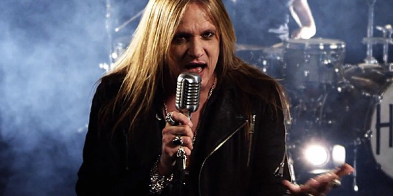 """SEBASTIAN BACH Says Next Album Will Be """"a mix between THE EAGLES and MÖTLEY CRÜE."""""""