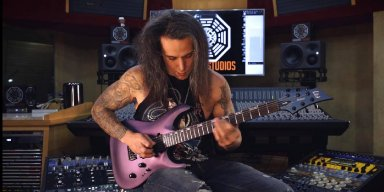 """BILL HUDSON Playing Instrumental Arrangement Of """"Welcome To Paradise"""" on ESP Guitars 2021 Demonstration Video!"""