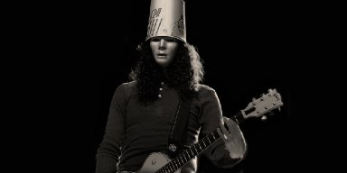 Buckethead Suffering from Potentially Fatal Heart Condition