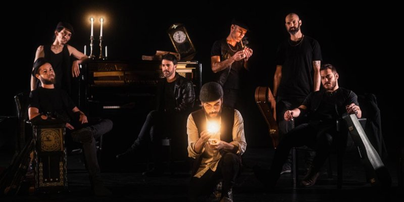 """SUBTERRANEAN MASQUERADE: Metal Injection Premieres """"Ascend"""" Video From Israeli Prog Outfit; Single Sees Release Friday Through Sensory Records"""