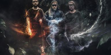 Skyliner - Dark Rivers, White Thunder - Featured At Bathory'Zine!