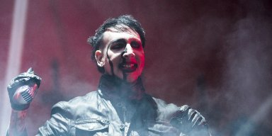 Marilyn Manson Blames God for His Recent On-Stage Accidents