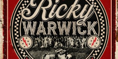 Ricky Warwick Releases The Title Track Of New Record'When Life Was Hard And Fast'