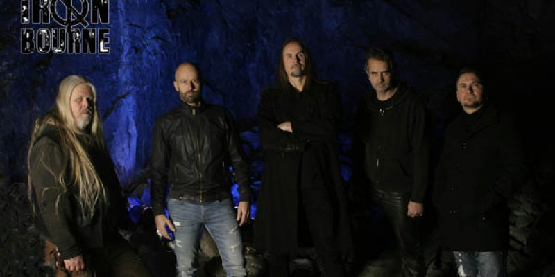 IRONBOURNE sign worldwide deal with PURE STEEL RECORDS