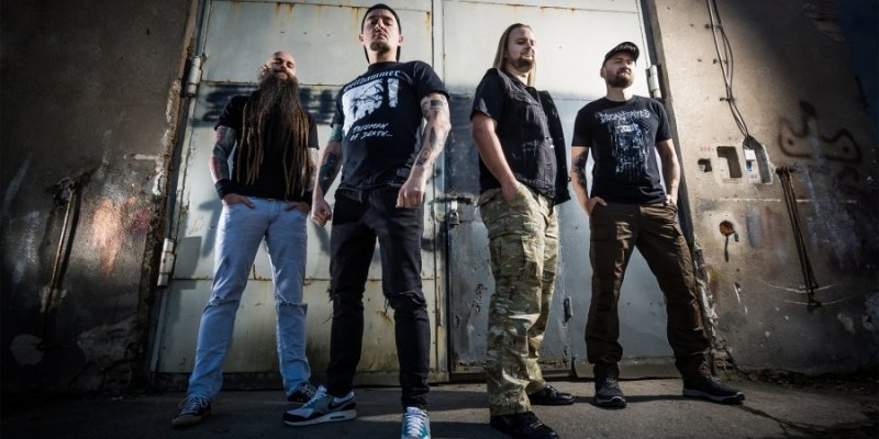 TERRORDOME: front cover and tracklisting for new album revealed