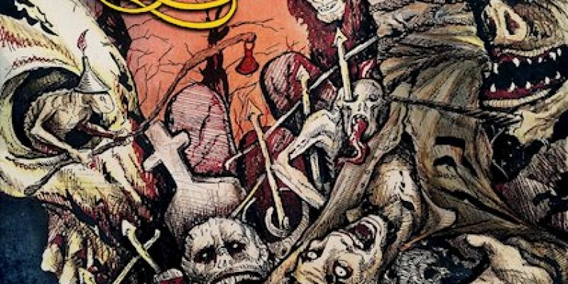 Sleepless Blood Libel Necromantic Press Records Release: 12 March 2021