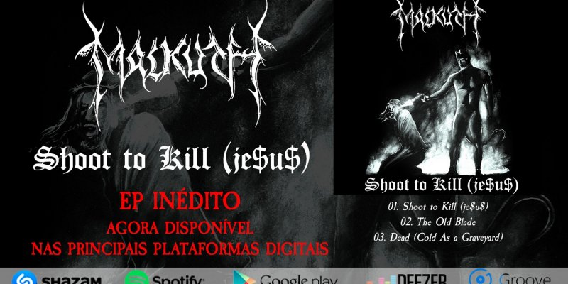 """Malkuth: Listen now to the new EP """"Shoot To Kill (je$u$)"""""""