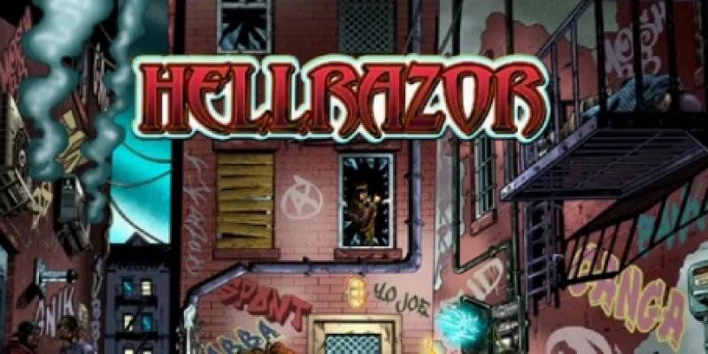 "HELLRAZOR ""Hero No More"" - Featured At Metal2012!"