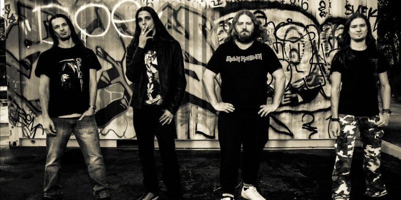 Terrorential: Dropped Lyric Video for Unleash & To Release New Album Visions on March 15th