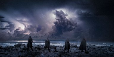 Stormtide: To Release New Album A Throne of Hollow Fire on March 1st via Metal Hell Records
