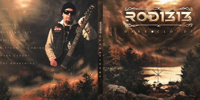 "ROD1313 is back in action with as new EP called ""Dark Clouds"", which will come out independently on March 5, 2021, and shows a natural evolution after the well succeeded ""Gravity""."