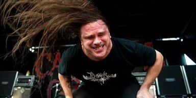 """Cannibal Corpse's George """"Corpsegrinder"""" Fisher to Suicide Silence Haters: """"Fuck You"""""""