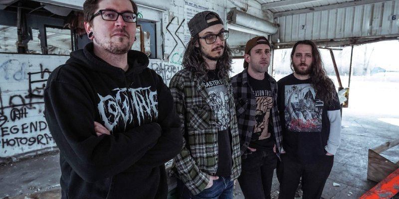 Grindcore Act Domestic Terror To Release Self-titled Full Length Febuary 26th