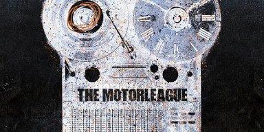 "The Motorleague - ""Dischordia"" (single) - Grammy and Juno Award-winning producer Eric Ratz"