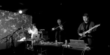 """IONOPHORE: """"Bedim"""" Premiered At Captured Howls; Ambient Trio Formed By Members Of Vastum, Betterthief, And More Prepare Fourth Album, Knells, For Late February Release"""