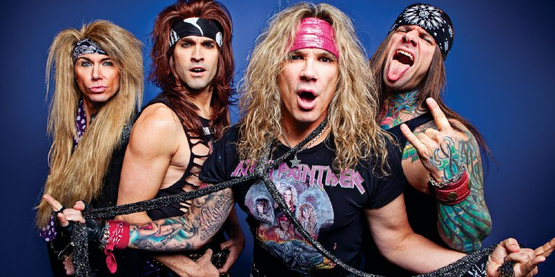 STEEL PANTHER 'Felt Unwelcome' Touring With MÖTLEY CRÜE