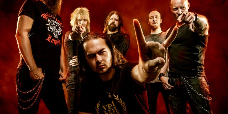 "METAL DE FACTO Celebrate 1-Year Anniversary of ""Imperium Romanum"" w/ New EP ""Legionnaires' Oaths"""