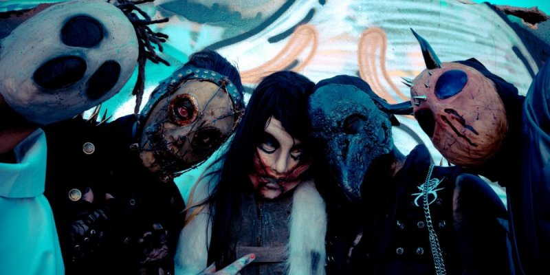 """KISSING CANDICE Unleashes Horrifically Indulgent New Video for """"Raise Her"""""""