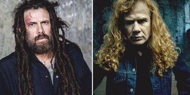 """Six Feet Under's Chris Barnes To Megadeth's Dave Mustaine: """"You're The King Of The Assholes"""""""