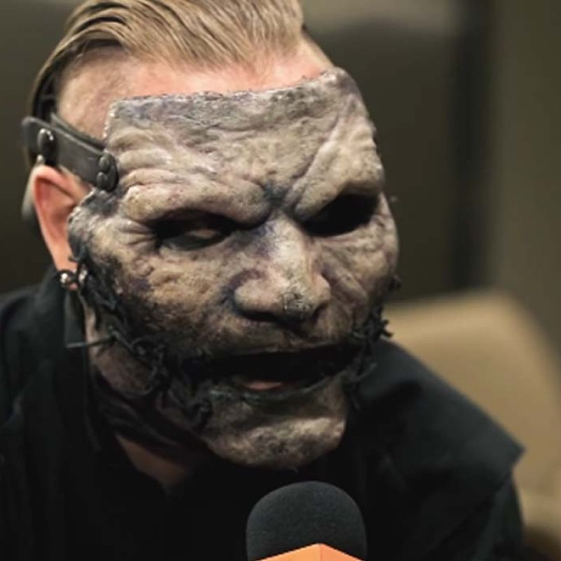 COREY TAYLOR TALKS RACISM IN AMERICA